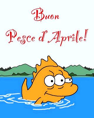 Buongiorno Pesce d'Aprile