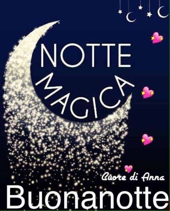 """MAGICA NOTTE"" - Cuore di Anna"