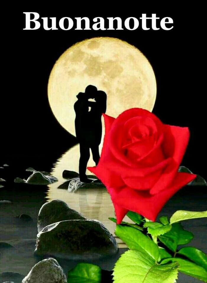 """""""Buonanotte Amore Mio"""" - immagini romantiche"""