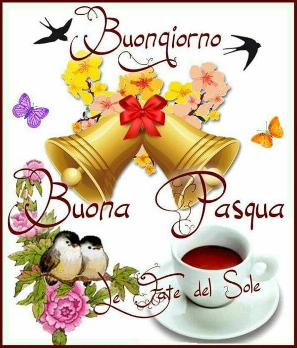 """""""Buongiorno e Buona Pasqua"""" - Le Fate del Sole"""