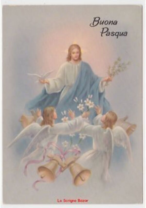 """""""Buona Pasqua!"""" - immagini religiose"""