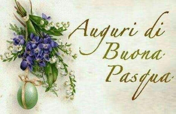 Buongiorno Pasqua