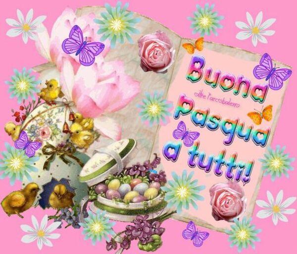 """""""Buona Pasqua a tutti!"""""""