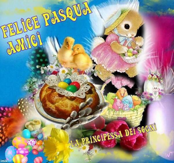 Buona Giornata Pasqua