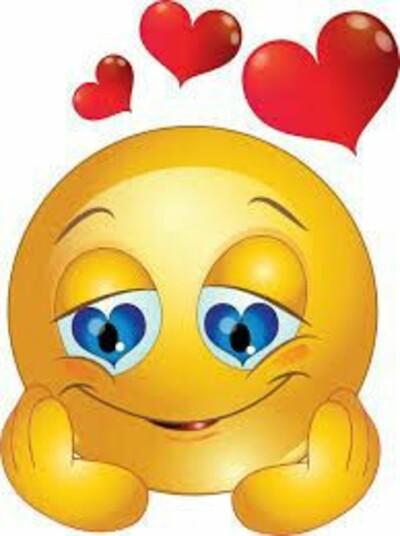 """""""Emoticon innamorata (Ti Amo)"""" - Faccine da condividere gratis"""