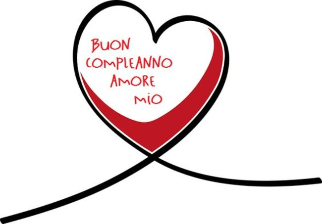 """Tanti Auguri Amore"""