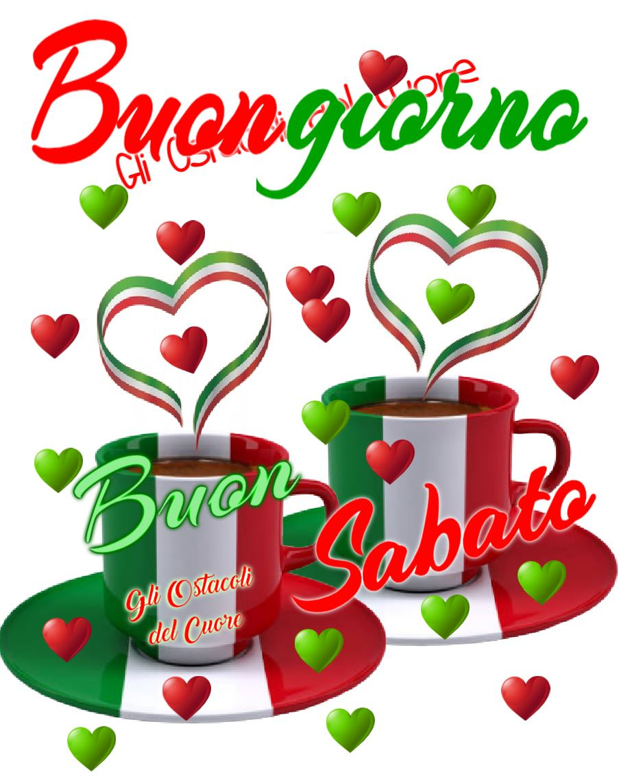 Buon Sabato Italia