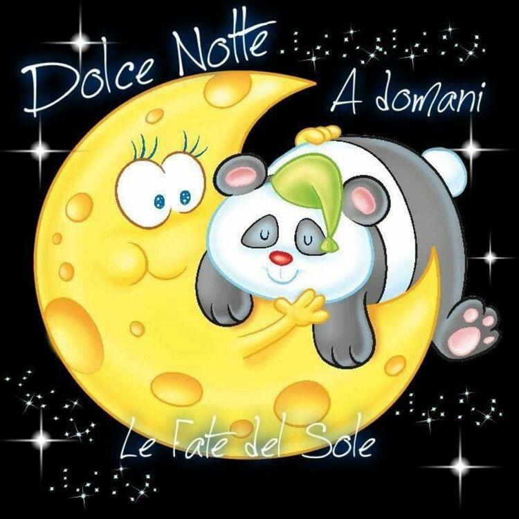 """""""Dolce Notte a Domani"""" - Le Fate del Sole"""