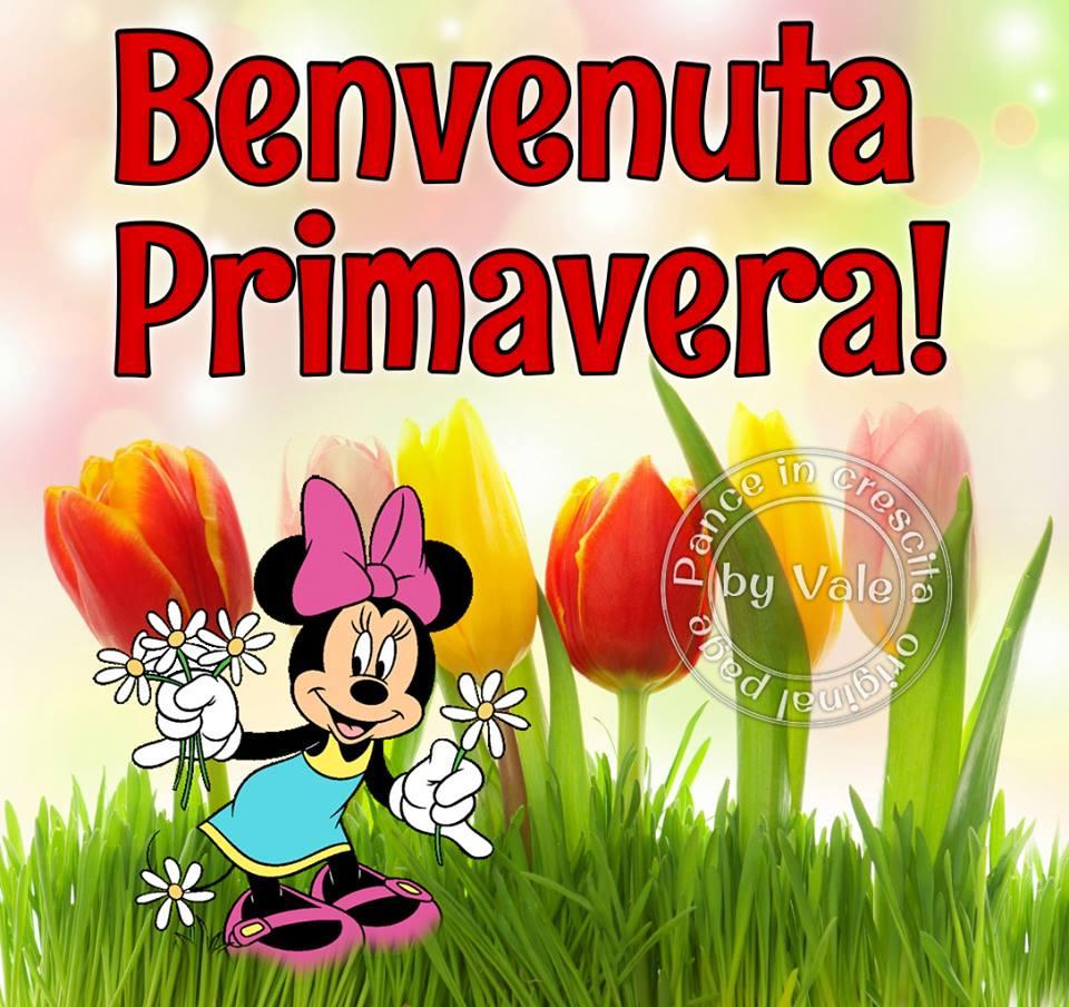 """Benvenuta Primavera!"" - Immagini Disney"