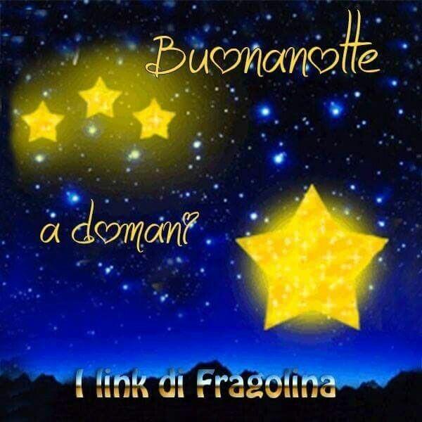 """""""Buonanotte a Domani"""""""