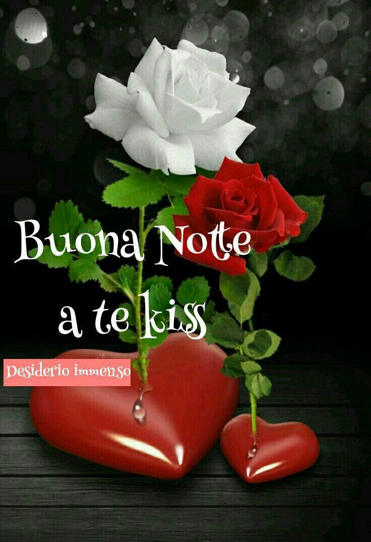 """Buona Notte a Te kiss"""