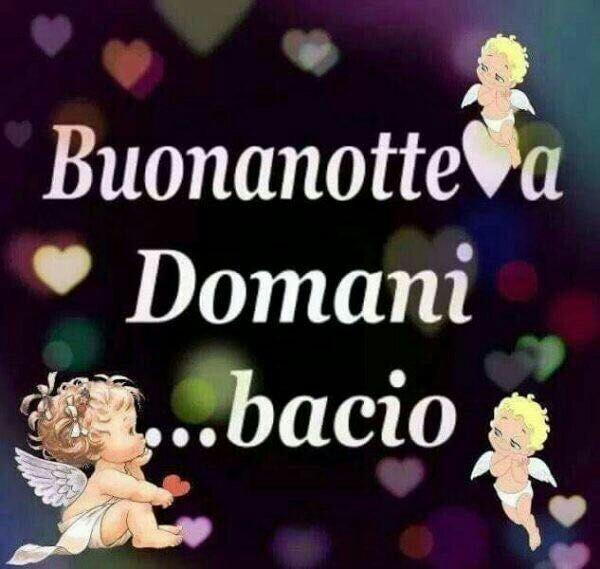 """""""Sogni d'Oro, a Domani, un bacio"""""""