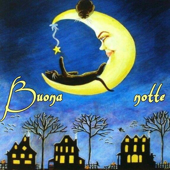 """""""Buona Notte con la Luna"""" - bellissime immagini"""