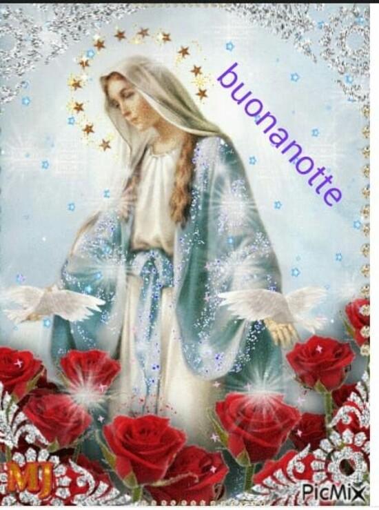 Buona Notte con la Vergine Maria