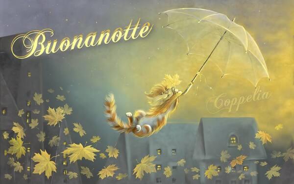 Sogni d'oro e a Domani con l'ombrello