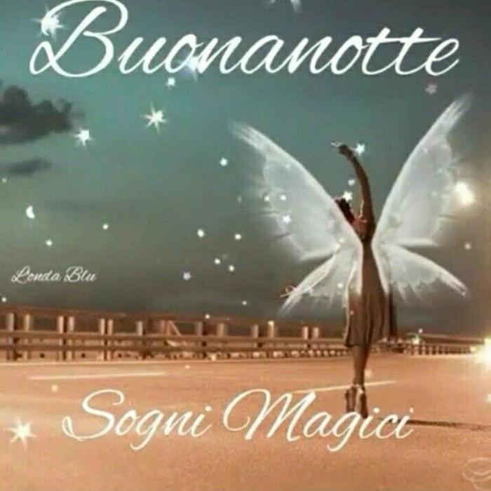 """""""Buonanotte, Sogni Magici"""""""