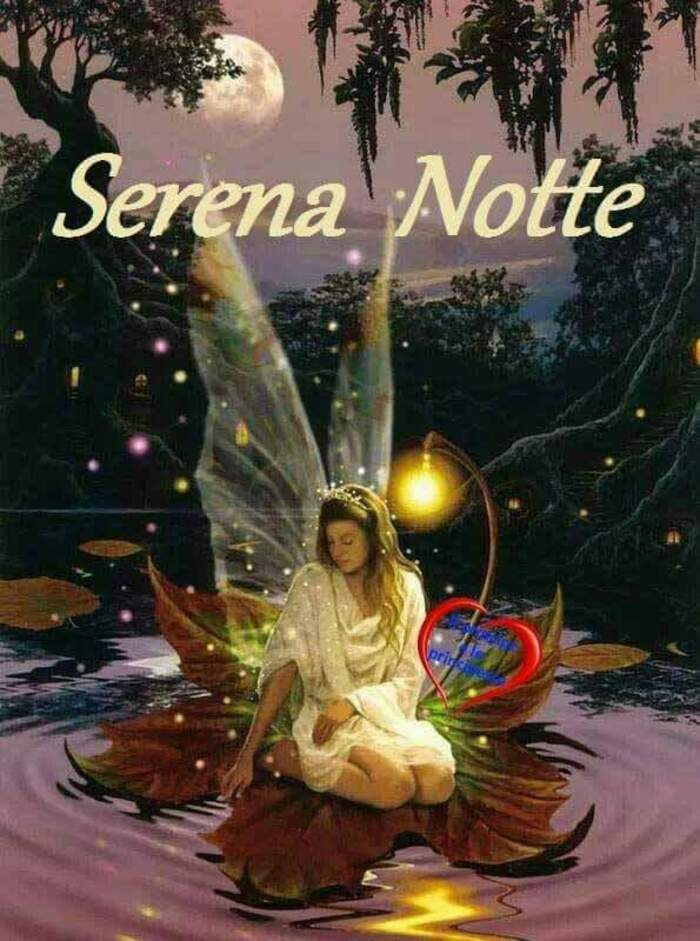 """Buonanotte con le Fate - """"Serena Notte"""""""