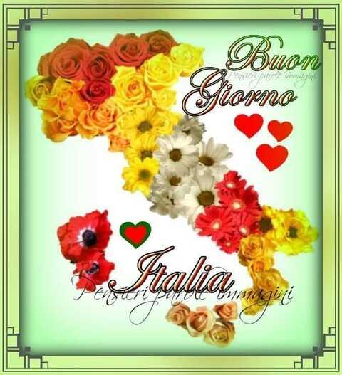 """""""Buon Giorno Italia"""""""