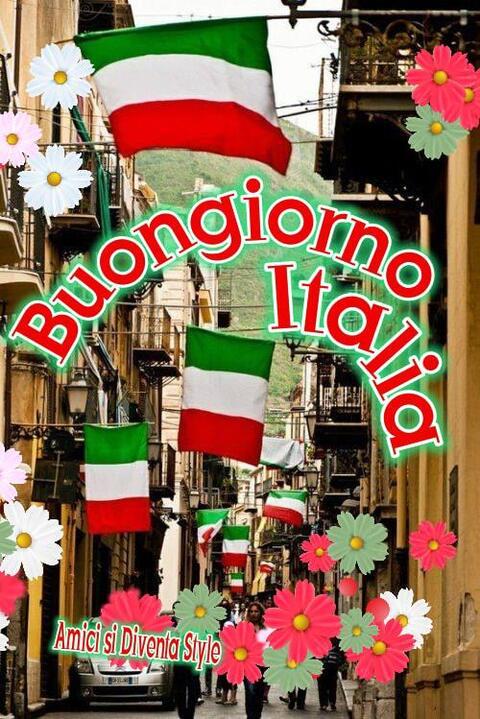 Buona Giornata italiani