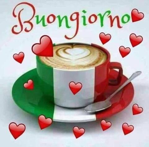 """""""Buongiorno caffè"""""""