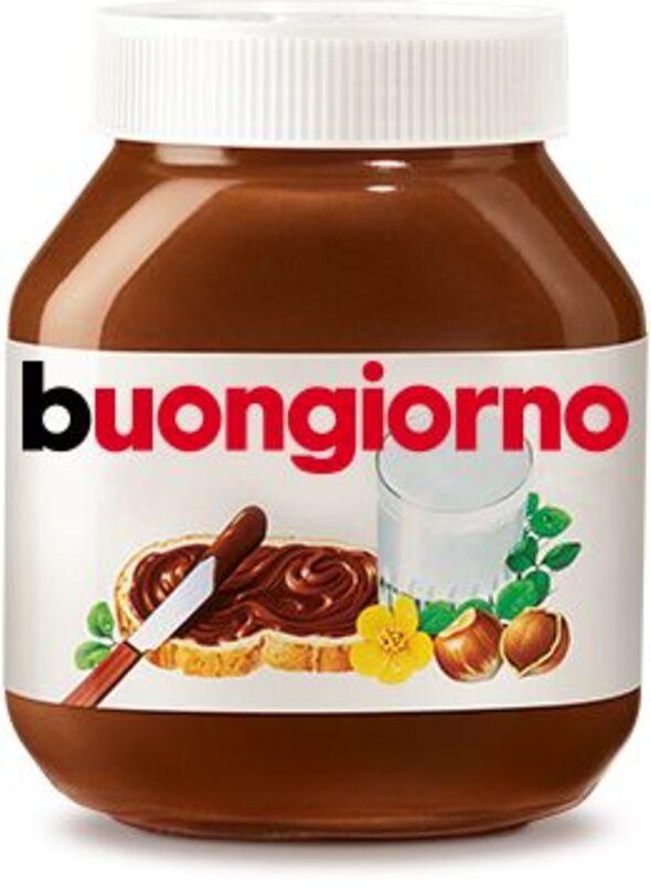 """""""Buongiorno Nutella"""""""