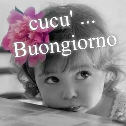"""""""Cucù... Buongiorno"""""""