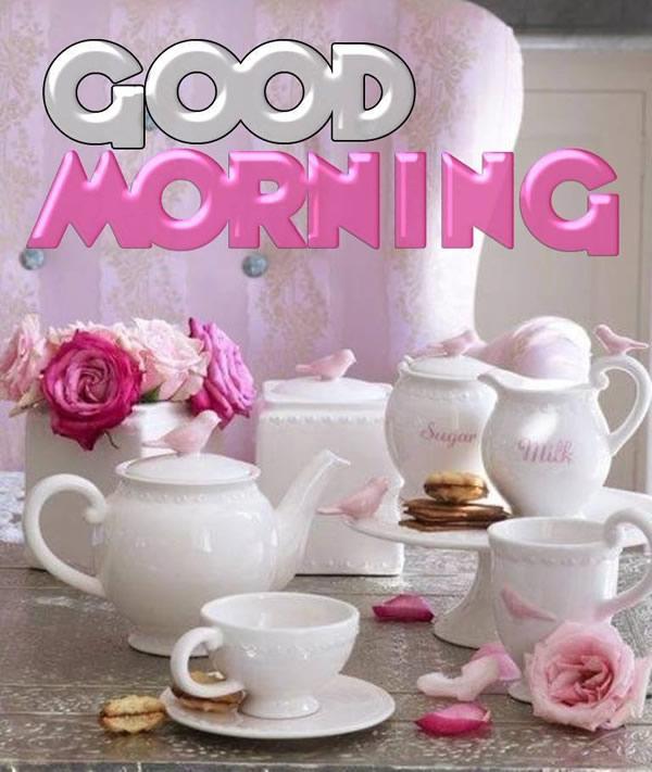"""""""GOOD MORNING"""" - immagini di Buona Giornata per Facebook"""