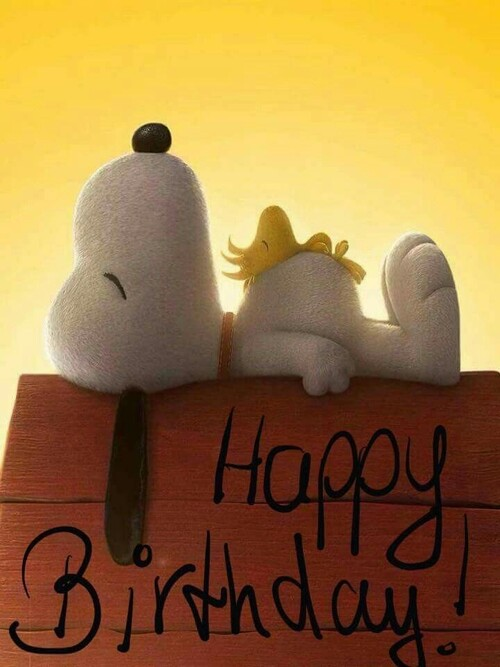 """Happy Birthday!"" - le migliori vignette con Snoopy"