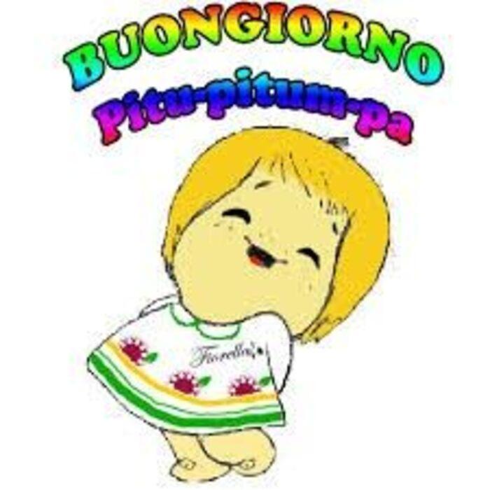 """Buongiorno vintage - """"Buongiorno Pitu Pitum Pa"""""""