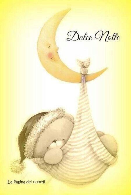 """""""Dolce Notte"""" - La Pagina dei Ricordi"""