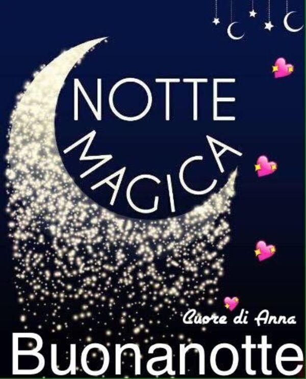 """""""Sogni d'Oro e a Domani, Buonanotte Magica"""""""