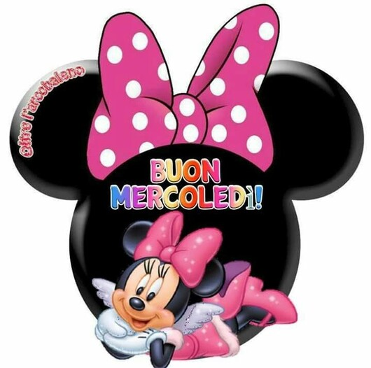 Buon Mercoledì Minnie