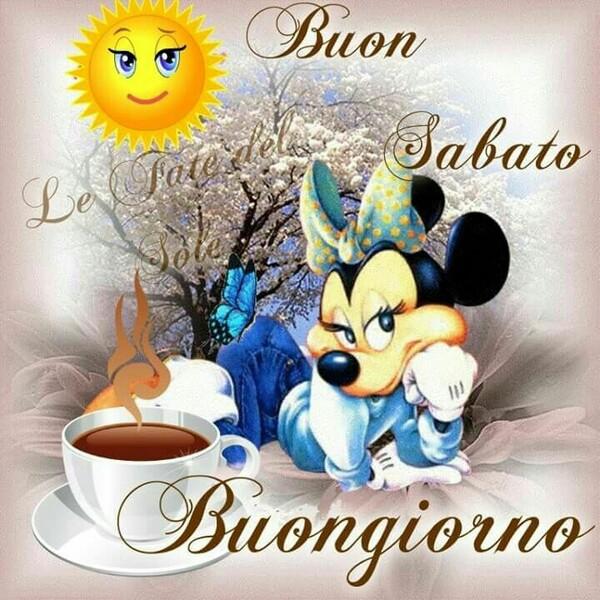 """""""Buon Giorno e Buon Sabato"""" - Le Fate Del Sole"""