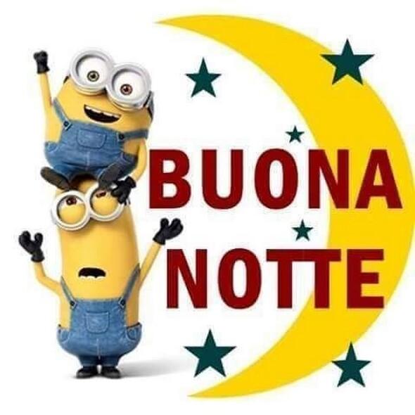 """BUONA NOTTE"" - Cattivissimo Me"
