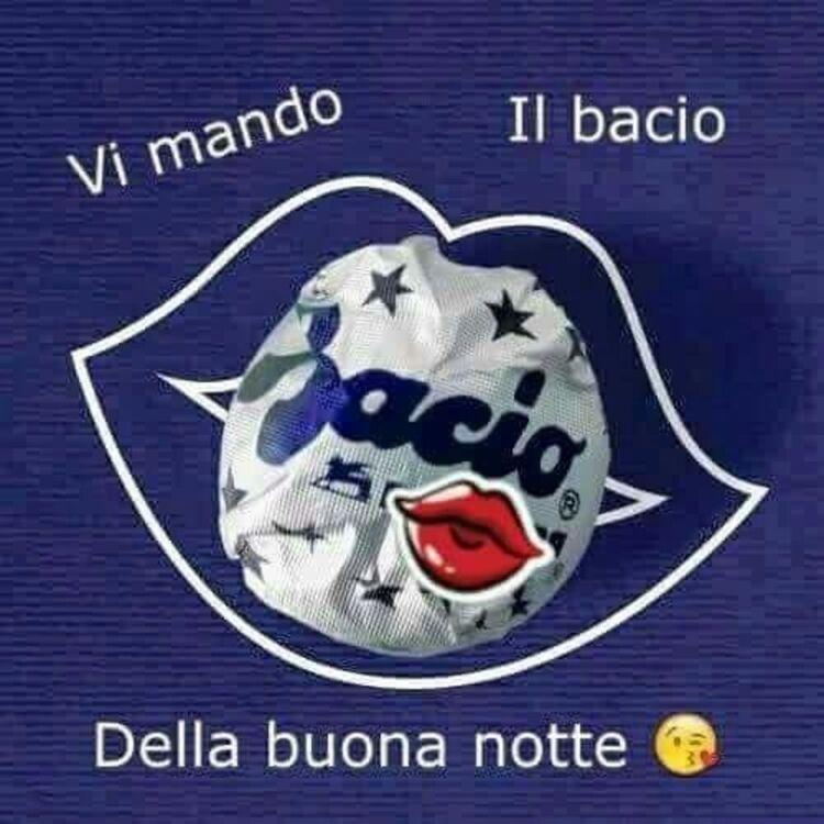 """""""Vi mando il Bacio della Buona Notte"""""""