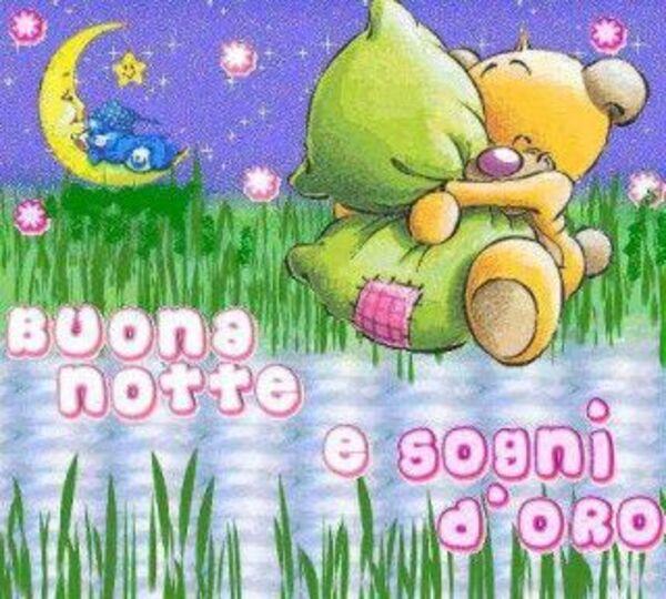 """""""Buona Notte e Sogni d'Oro"""" - immagini tenere"""