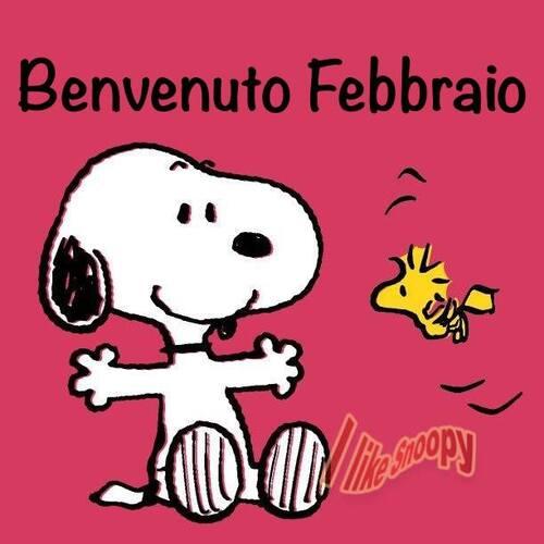 """""""Benvenuto Febbraio"""""""