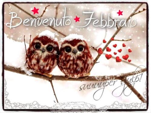 """""""Benvenuto Febbraio"""" - immagini bellissime"""