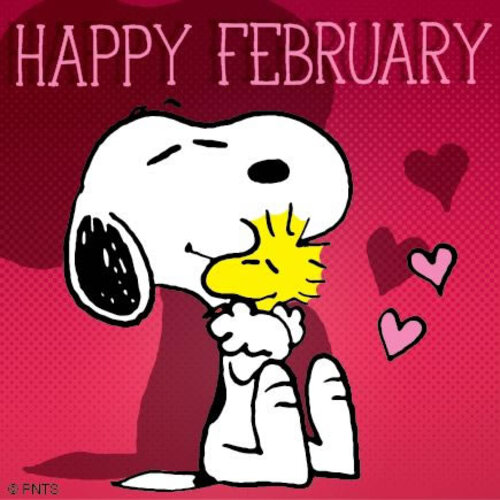 """Happy February"""