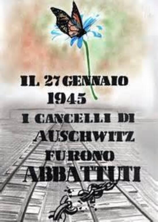 """""""il 27 Gennaio 1945 i cancelli di Auschwitz furono abbattuti"""""""