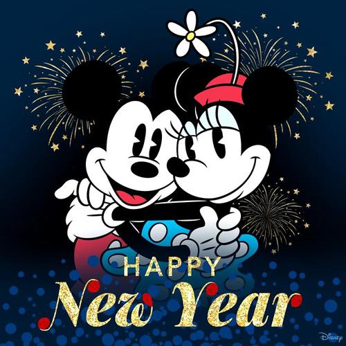 """Happy New Year"" - immagini bellissime per Whatsapp"