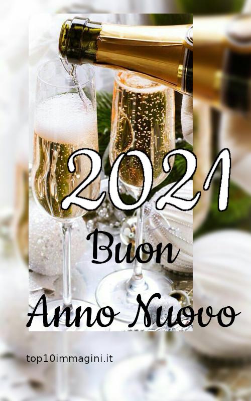 """""""2021 Buon Anno Nuovo"""" - immagini da condividere gratis"""