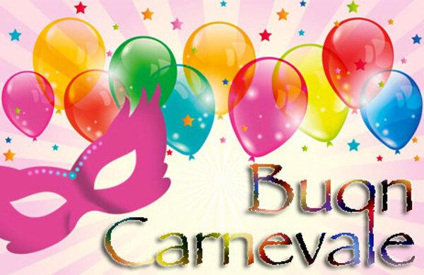 Auguri di Buon Carnevale a tutti