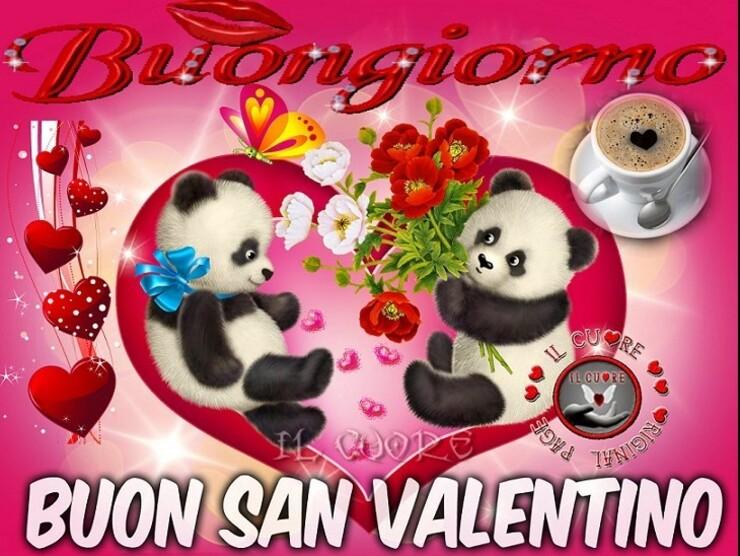 """""""Buongiorno Buon San Valentino!"""""""