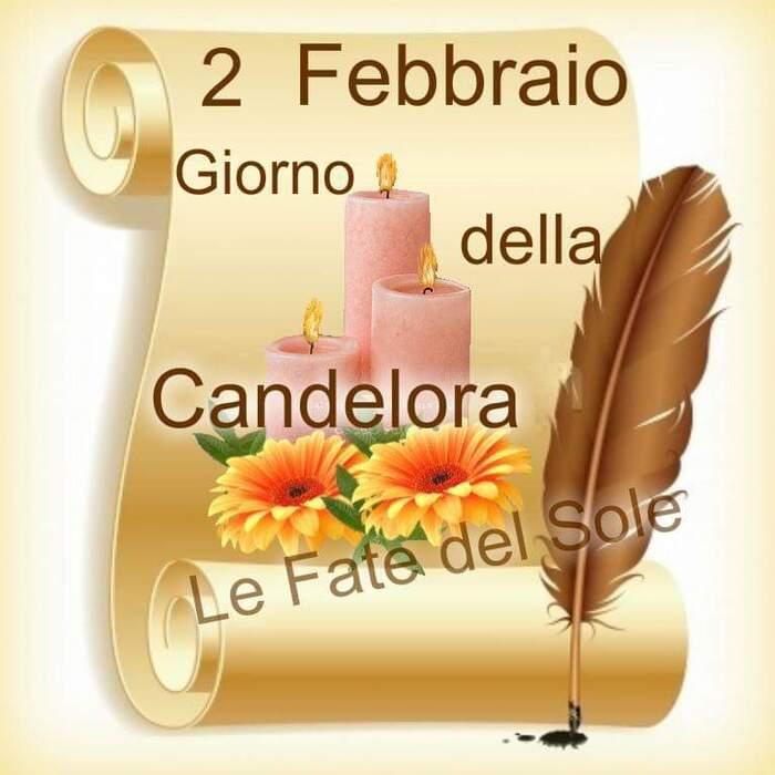 """""""2 Febbraio, Giorno della Candelora"""""""